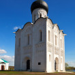Church of Intercession on River Nerl — Stock Photo #35139911