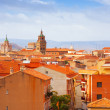 Roofs of Teruel — Foto de Stock