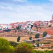 General view of Sarrion in province of Teruel — Stock Photo