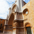 View of Tarragona Cathedral — Stock Photo