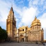 Toledo Cathedral — Stock Photo #35140991