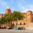 Plaza de toros Monumental. Barcelona — Stock Photo