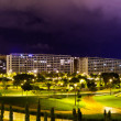 Panorama of residential district . Valencia, Spain — Stock Photo