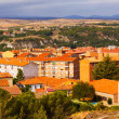 Ordinary spanish  town. Teruel, Aragon — Stock Photo