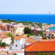 Top view of Tarragona — Stock Photo