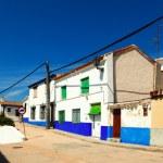 Campo de Criptana. La Mancha, Spain — Stock Photo #35143695