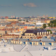 Top view of Saint Petersburg — Stockfoto