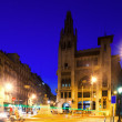 Stock Photo: ViLaietanin night. Barcelona, Catalonia