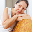 Beauty mature woman   — Stock Photo