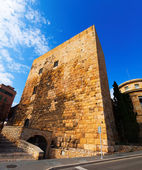 Palace of Pretori Roma. Tarragona — Stock Photo