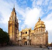 Toledo Cathedral — Stock Photo