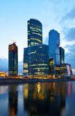 Moscú-centro de negocios — Foto de Stock