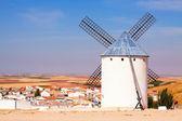Windmill in Campo de Criptana — Foto de Stock