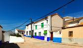 Campo de Criptana. La Mancha, Spain — Stock Photo