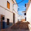 Ordinary street of El Toboso — Stock Photo #38413957