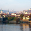 Foto Stock: View of Prague