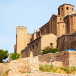 Stock Photo: Castle of Cardona. Catalonia