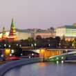 View of Moscow Kremlin — Stock Photo #38414945