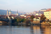 View of Prague — 图库照片