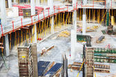 View of construction work site — Stock Photo