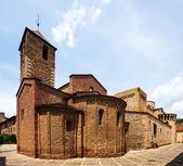 Cathedral of Santa Maria d'Urgell — Foto Stock