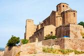 Castle of Cardona. Catalonia — Stock Photo