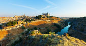 General view of Toledo — Stock Photo