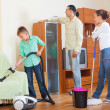 House cleaning — Stock Photo #38696303