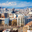 Stock Photo: Metropolitarefrom Montjuic hill. Barcelona