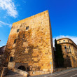 Stock Photo: Palace of Pretori Roma. Tarragona