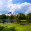 Holy Bogolyubovo Monastery — Stock Photo #40796737