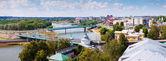 View of Yaroslavl — Stock Photo