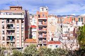 Typical mediterranean city. Badalona — 图库照片