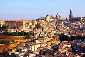 Day view of Toledo. Spain — Stock Photo