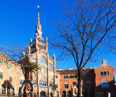 Hospital of the Holy Cross and Saint Paul — Stock Photo