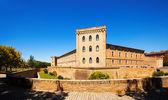 Aljaferia Palace at Zaragoza. Aragon — Stock Photo