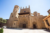 Cathedral of Saint Mary Huesca. Aragon — 图库照片