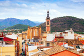 Old district of Sagunto  — Stock Photo