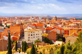 View of Teruel with landmarks  — Stock Photo