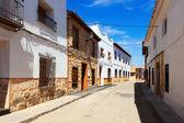 Residence houses in El Toboso  — Foto Stock