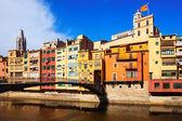 View of Girona. Catalonia, Spain — Foto Stock