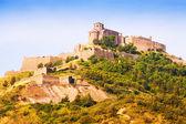 Castle of Cardona on sunny day — Stock Photo