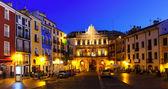 Plaza Mayor in Cuenca — Stock Photo