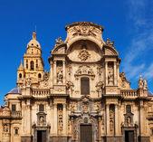 Catedral de santa maria. — Fotografia Stock