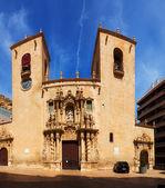 Basilica de Santa Maria — Stock Photo