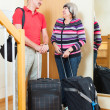 Couple going on holiday — Stock Photo #47100921
