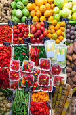 chili pepper and other vegetables   — Stockfoto