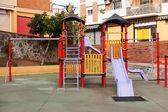 Childrens playground — Stock Photo