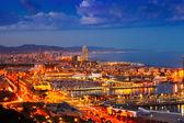 Port Vell   in Barcelona — Stock Photo