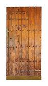 Vintage wooden door  — Stock Photo